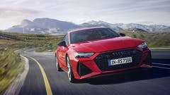 The New RS 7 Sportback: It's not just powerful, it's practical