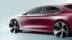 ŠKODA presents design sketches of the new OCTAVIA