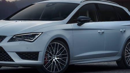 The all-new SEAT Leon ST Cupra 280