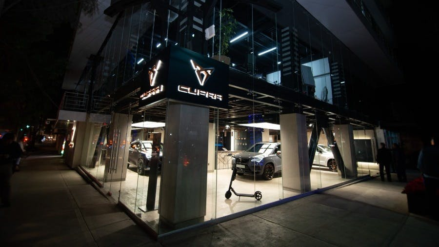 First Dedicated CUPRA Garage Opens in Mexico City