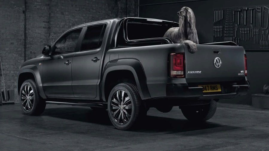 The Amarok Black Edition - Welcome to the Dark Side