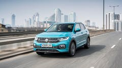 Volkswagen T-Cross named Best Compact SUV at BusinessCar Awards 2019