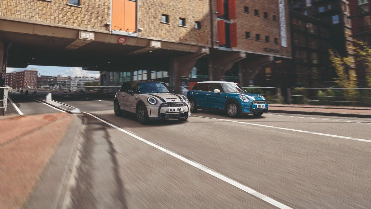 THE NEW MINI MODEL LINE-UP. COMING SOON.
