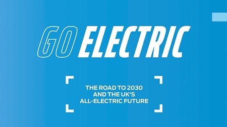 The Road to 2030 and the UK's All-Electric Future