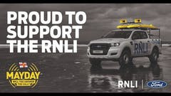 Proud to support the RNLI