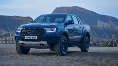 FORD INTRODUCES EXCLUSIVE RANGER RAPTOR SPECIAL EDITION