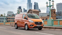 FORD RANGER & TRANSIT CUSTOM TAKE TOP HONOURS AT THE 2021 AUTO EXPRESS AWARDS