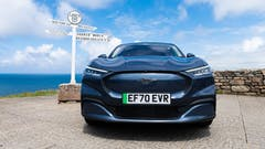 ECONOMY PERFORMANCE WORLD RECORD FOR NEW ALL-ELECTRIC FORD MUSTANG MACH-E