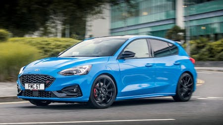 EXCLUSIVE NEW FOCUS ST EDITION WITH ADJUSTABLE CHASSIS