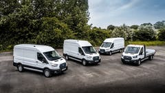 FLEET CUSTOMERS BEGIN TRIAL WITH FORD ALL-ELECTRIC E-TRANSIT VAN