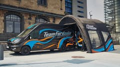 TEAM FORDZILLA 'GAMING TRANSIT' ROAD TRIP ARRIVES IN THE UK BRINGING ACCESSIBLE FUN TO YOUNG GAMERS, IN PARTNERSHIP WITH SEGA
