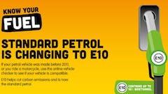 Understanding the E10 petrol change in the UK