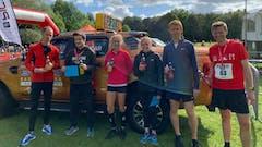 Congratulations to all who ran the Basingstoke Half Marathon & 10K