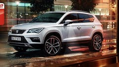 SEAT Ateca & Leon: 2017 What Car? Winners