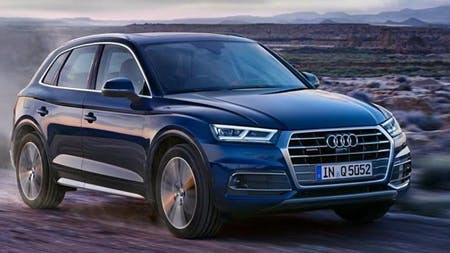 All-New Audi Q5