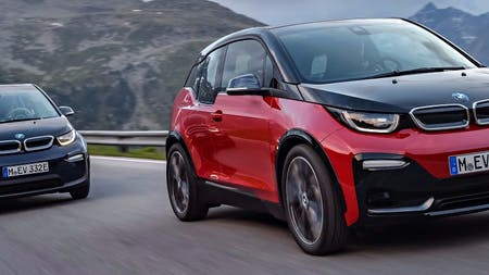 THE NEW BMW i3 & i3s.