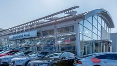 Southend Audi named Best UK Dealership To Work For