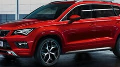 SEAT ATECA CLAIMS VICTORY IN CROSSOVER CATEGORY OF COMPANY CAR TODAY AWARDS