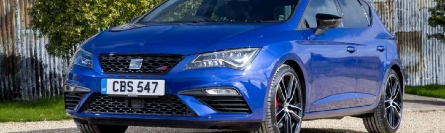 SEAT MAKES LEON CUPRA 300 RANGE EVEN MORE ENTICING WITH SAVINGS OF UP TO £1,945