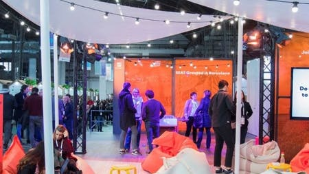 SEAT SEEKS THE MOST INNOVATIVE TALENT AT 4YFN