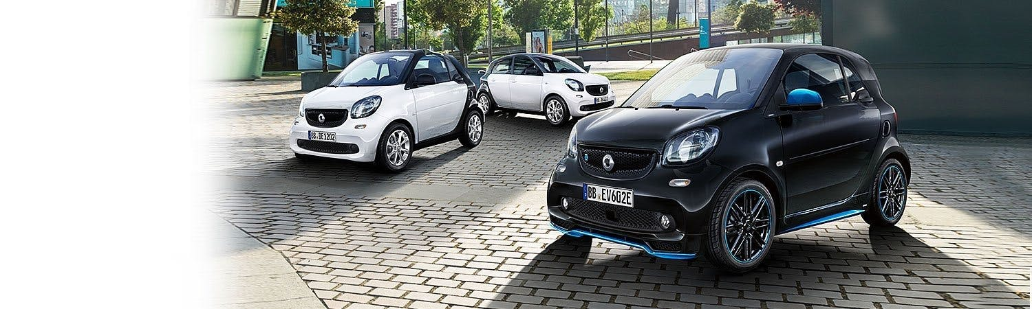 The fun of driving a smart for less