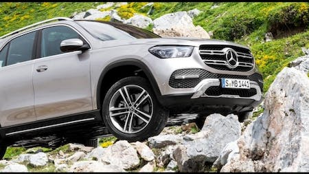 All-New GLE Revealed