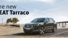 SEAT Tarraco Now Open For Ordering in the UK