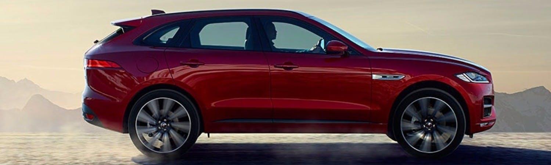 All-new Jaguar F-Pace reviews
