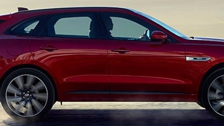 All-new Jaguar F-Pace reviews