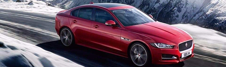Jaguar XE all wheel drive
