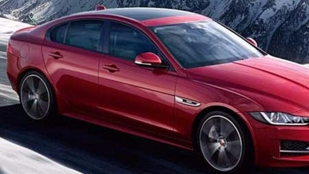 Jaguar XE all wheel drive