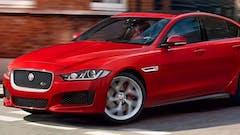 New Jaguar XE (2015)