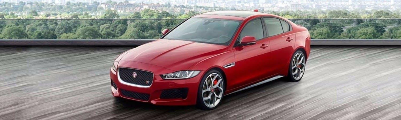 Jaguar XE wins its first UK award