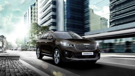 New Line-Up & Gearbox Enhances Look & Efficiency Of The New KIA Sorento Available At Beadles KIA Coulsdon