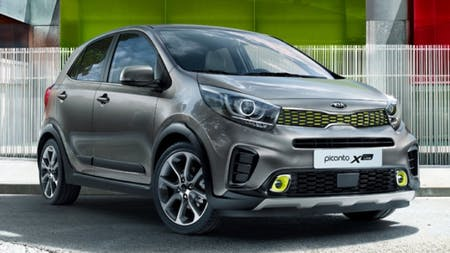 Picanto Line-Up Expands With The Arrival Of X-LINE Edition