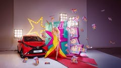 Drag Queens Bring Style, Colour & Fun to the Toyota AYGO's New 'Go Your Own Way' Campaign