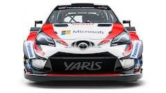 Toyota Gazoo Racing World Rally Team Launch 2018 Campaign at Autosport International