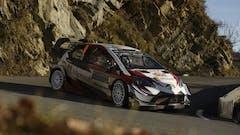 Tänak and Latvala Score Double Podium for Toyota on Rallye Monte-Carlo