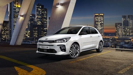 1st KIA Rio GT-Line Images & Information Revealed
