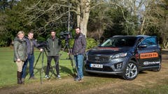 KIA Motors To Support Forces TV In The Alps For Th 6th Consecutive Year