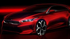 Make In Europe: KIA To Reveal The Third Generation c'eed