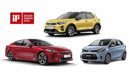 Three Trophies For KIA At The iF 2018 Design Awards