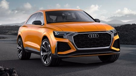 Audi Q8 and Q4 Confirmed for Production