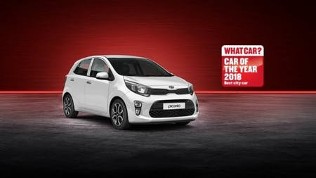 More Award Success For The KIA Picanto & Sportage