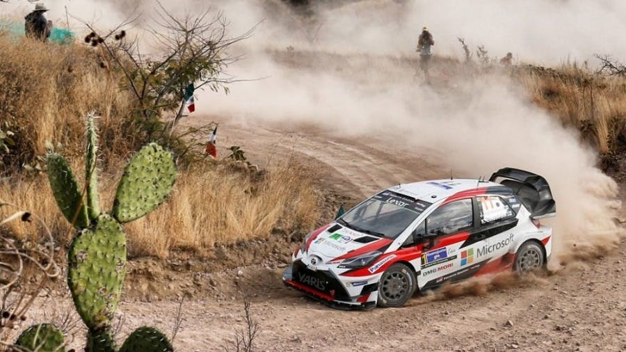 Toyota Gazoo Racing Ready to Scale New Heights on Rally Mexico