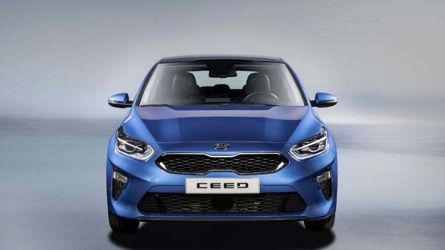 Made In Europe: The Innovative Third Generation KIA c'eed