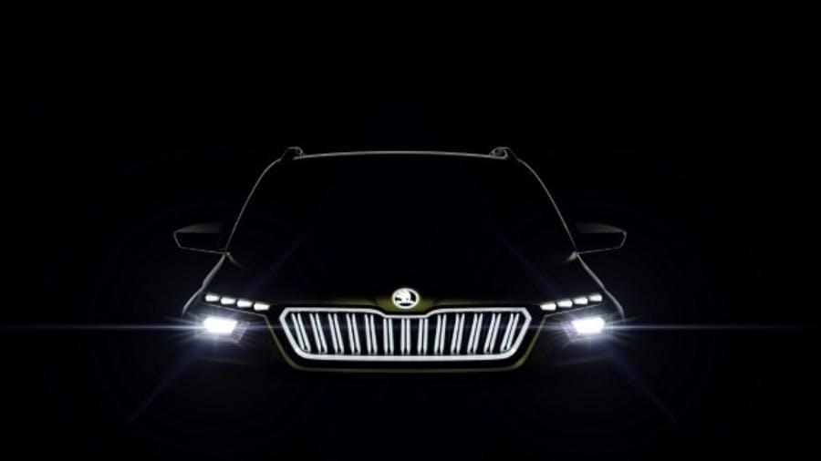 World Premiere In Geneva: ŠKODA VISION X Study Combines CNG, Petrol & Electric Drive