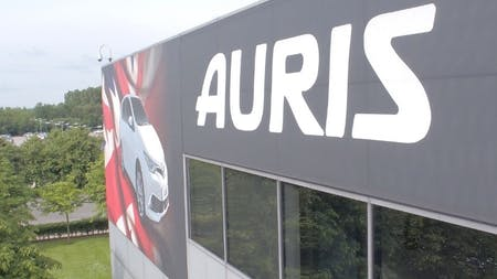 Toyota Announces the New Generation Auris Will be Built at its UK Car Plant