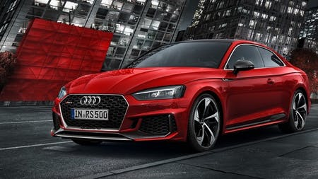 All-New Audi RS 5 Coupé