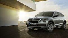 ŠKODA KODIAQ L&K: Top version of the large SUV celebrates world premiere in Geneva